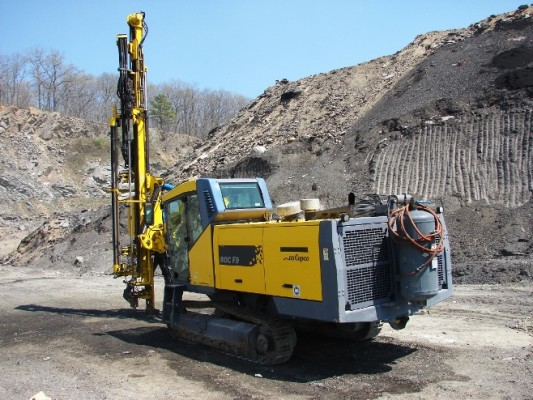 Trenching, Drilling, Pile driving