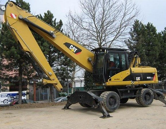 Used And New Wheeled Excavators For Sale MachineryZone - Faience cuisine et tapis dacia duster