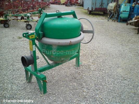 Used and New Concrete Mixers For Sale - MachineryZone