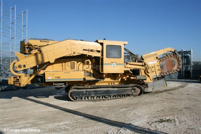 Used and New Trenchers For Sale - MachineryZone