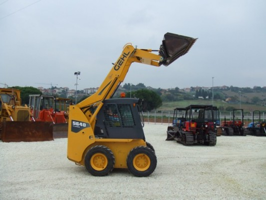 Used And New Skid Steers For Sale