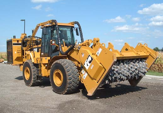 Used and new soil stabilisers for sale machineryzone for Soil stabilization