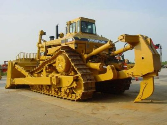Used and New Track bulldozers For Sale - MachineryZone