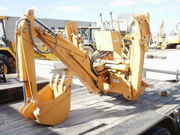 Backhoe Parts
