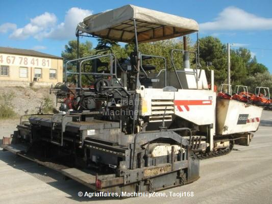 Used and New Road Equipment For Sale - MachineryZone
